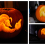 Killgar pumpkin 2013 by Sundownx