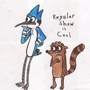 Regular Show is cool by Ardhamon