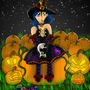 Halloween Witch by mistydawn132