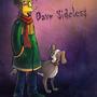 Dave Sideless (OC) by FoxShift