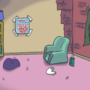 Fuzz's apartment by Comicdud