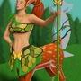 Dota 2 Enchantress by joe-4-kerr