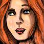 Redhead by FLASHYANIMATION