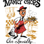 Manky Chops by coconutbrainsurgery