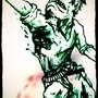 Zombie Raid by Johngreene