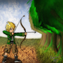 Syaorin: The Archer by SonCurran