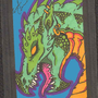 Artist Trading Cards - Dragon by WickedWyvern