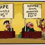 Rape Whistle by ToonHole