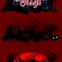 Halloween Collab 2013 Logo by Cyberdevil