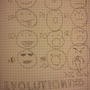 Face Evolution by attak1616