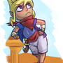 Tetra Doodle by G3no