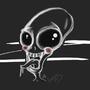 Happy Alien by Andreeew