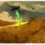 UFO Kills something by Cope2K