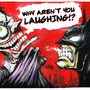 Why aren't you laughing Bruce? by ShawnCoss