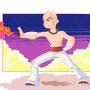 Pixel Fighter by Xsplosive