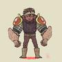 Big Dude by Xsplosive