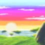 Pixel Sunset by silverblazebrony