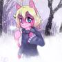 Winter Coat by OpusMagenum