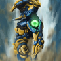 Crusader MkII by BlueMode