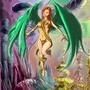 angel on an alien world by Garoniel