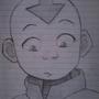 Manga - Avatar Aang by jellewietsma
