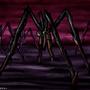 Hangman Spiders by TrojanMan87