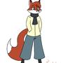 Patrick the Fox by MofetaFanBoyNG