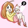 Bee and Puppycat by Oponok