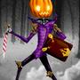 Skeleton Knight by Blobmonster