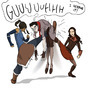 Legend of Double Groin Kick! by LrsDude