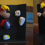 Rayman Sculpture by Mario644