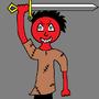 demonic hero by mjflaherty468