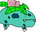 Wegra's Ivysaur by Wegra