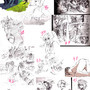 Sketch compilation by P-cate