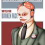 Vote for Broken Face