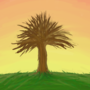 Tree at Dawn by SamZee