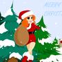 Xmas Girl by Mario644