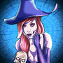 witch time by andresdibuja92