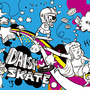 Skate rules!! by LuciaCastez