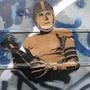 Street art by ticklemesillyy