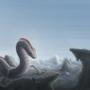 Mountain Serpent by Breaktroll