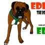 Edd the dog