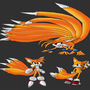 Tails the Kitsune