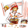 cooking chef!