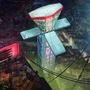 Control Tower (Cyberpunk City) by YakovlevArt