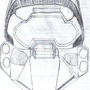 halo 3 master chief helmet by venoxis