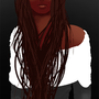 Portrait of Naomi by GamerTheory