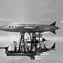 Zeppelin jet warship thing by Sulup