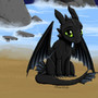 Toothless by Alou412