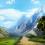Pathway by JonWing